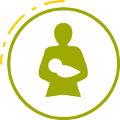 Icon for maternal and infant health